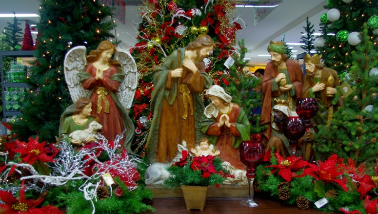 Day 5: Gloria in Excelsis Deo