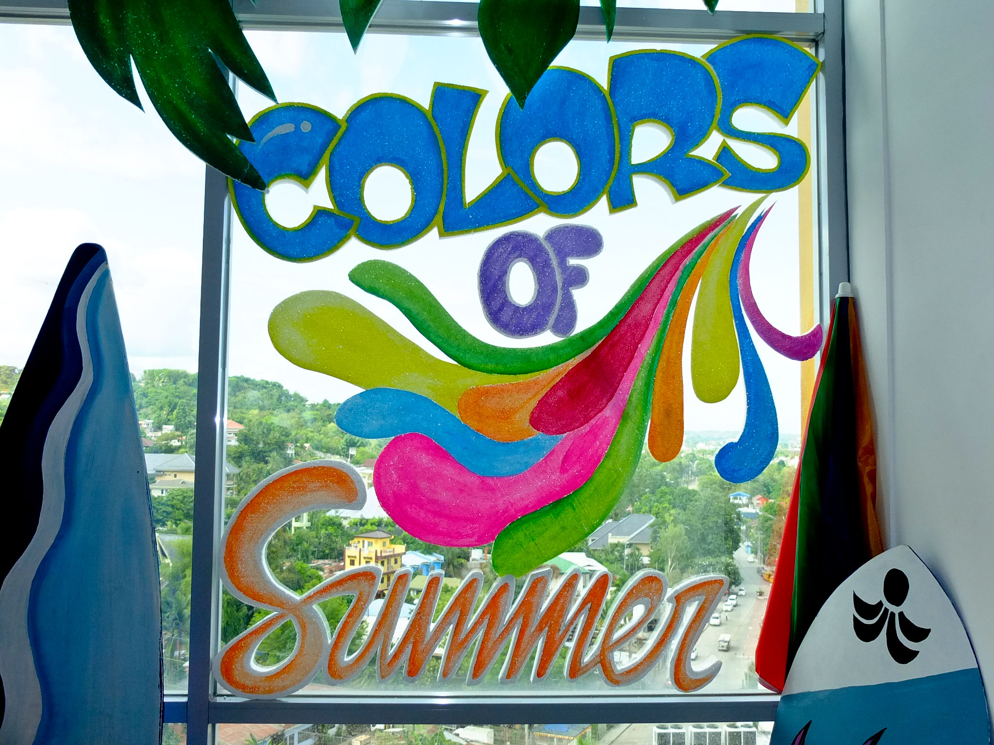 DSCF1098 DSCF1086 DSCF1089 DSCF1091 DSCF1084 Summer Decorations In The Office